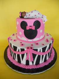 Minnie Mouse Baby Shower Ideas | Baby Shower for Parents