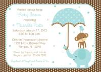 Ideas For Boys Baby Shower Invitations | FREE Printable ...