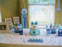 Cheap Boy Baby Shower Ideas