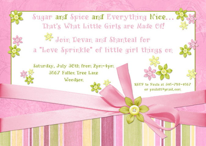 Michaels Baby Shower Invitations Free Printable Baby