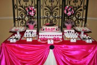 Minnie Mouse Baby Shower Decorations | FREE Printable Baby ...
