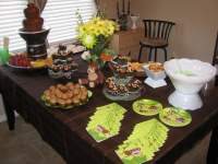 Monkey Baby Shower Decorations Ideas | Baby Shower for Parents