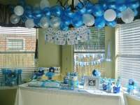 Baby Shower Decoration Ideas For Boy