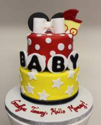 Walt Disney Theme Baby Shower Ideas | FREE Printable Baby ...