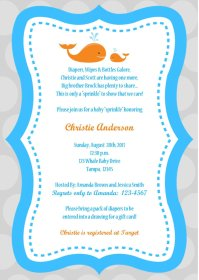 Baby Boy Shower Invitations Wording | FREE Printable Baby ...