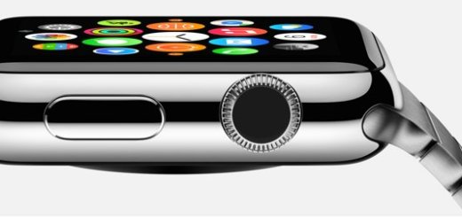 Apple Watch Side Profile