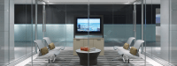 Glass Partition Wall | Office Glass Partition Wall System