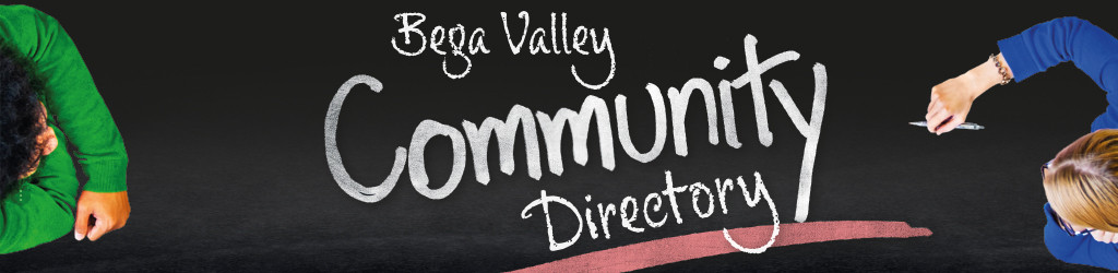 Community Services Directory - Bega Valley Shire Council - community service directory
