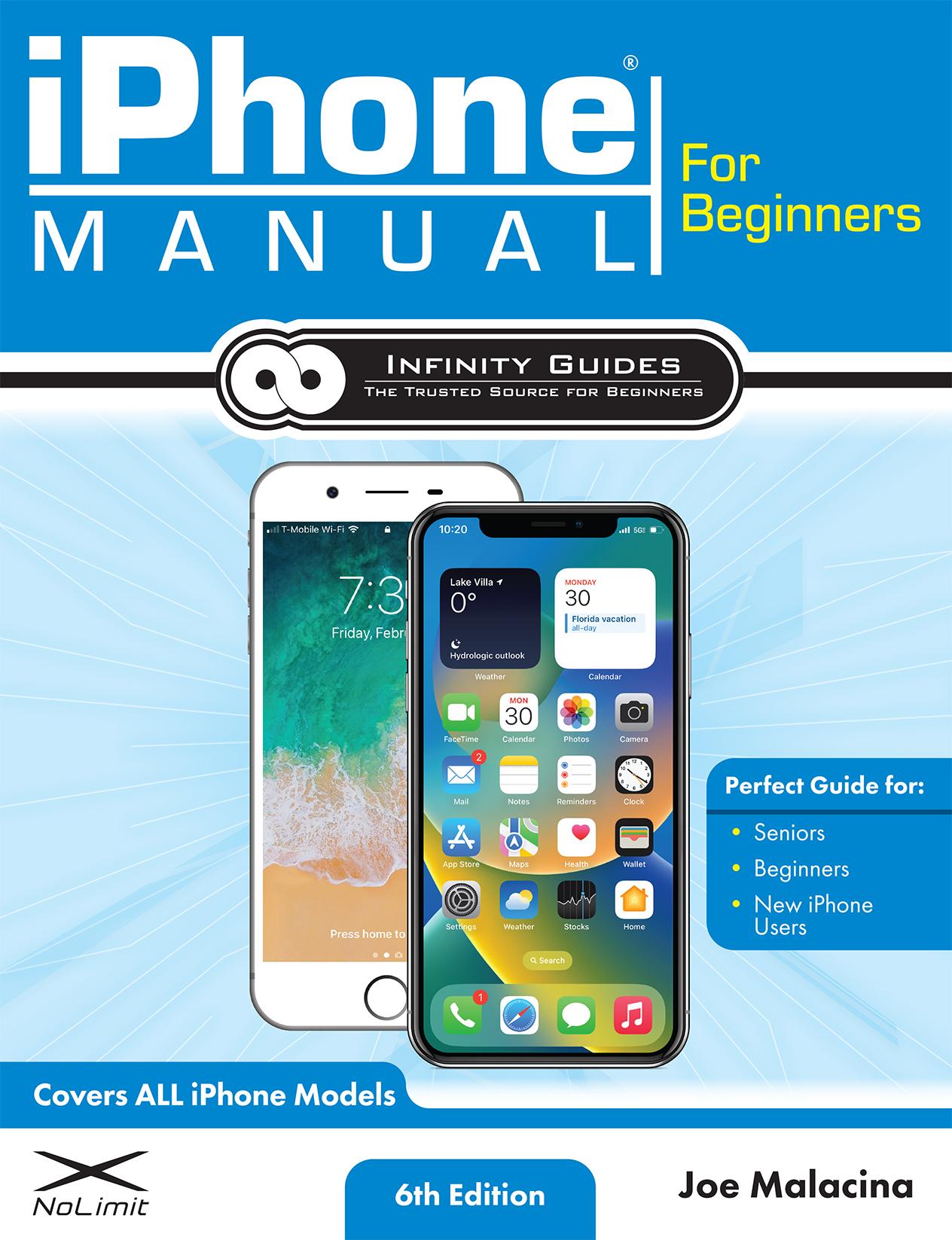 BeginnerManuals - iPhone Manual for Beginners - instructional manual