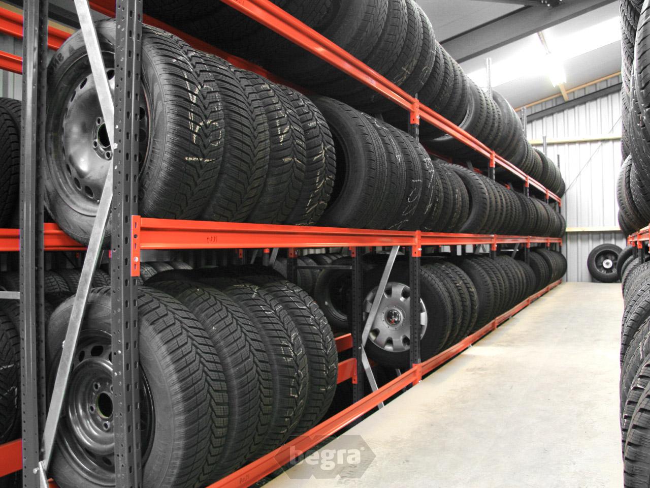 Tire Racks Heavy Duty Tire Racking Begra Storage Solutions