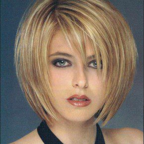 Long Stacked Bob Hairstyle - Best Hairstyles 2016 Ideas