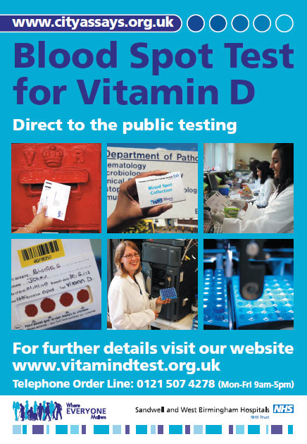 Vitamin D Blood Test Results Revealed - Be Healthy Now