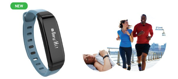 WeGo RELAY Fitness Tracker by EB Sport Group - Behind The Buy