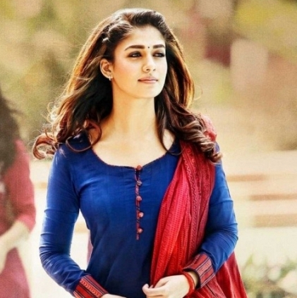 Indian Girl Wallpaper Nayanthara May Be A Media Girl In Sivakarthikeyan Film