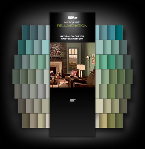 MARQUEE® One-Coat Interior Paint Collection Behr