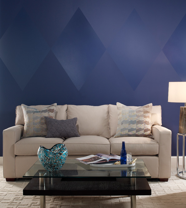 Create Dramatic Effects With High Sheen Paints | Behr