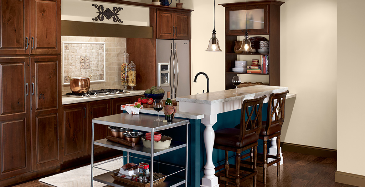 Kitchen Paint Color Image & Inspiration Gallery | Behr