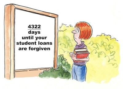 The Ugly Truth about Federal Student Loan Forgiveness ...