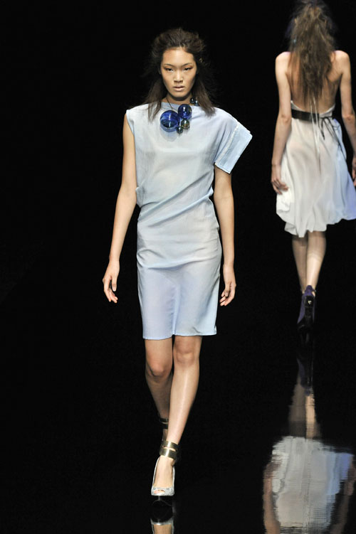 Japan Fashion Week Modern, Edgy and Gothic