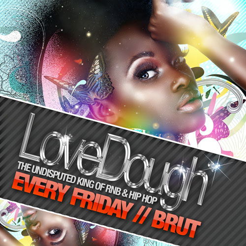 LoveDough at Brut!!