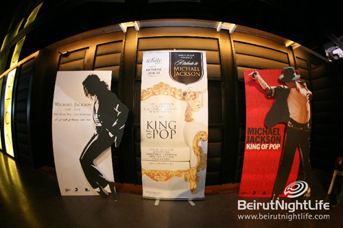A Tribute to The King of Pop at White Beirut