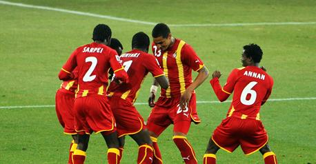 Ghana 'hand' the ticket to Uruguay for the Semi Finals