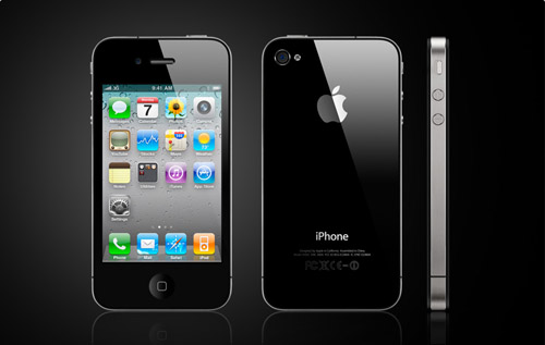 Apple release the new 4G iPhone