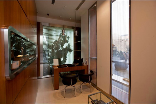 Officine Panerai Opens a Boutique in Beirut