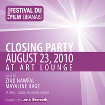 Lebanese Film Festival Closing Party