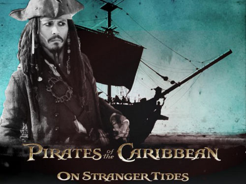 Pirates of the Caribbean 4: Coming in May 2011
