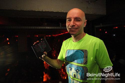 Vote Fady Ferraye for DJ Mag Top 100 DJs 2010