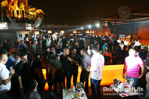 One Night in Beiruf
