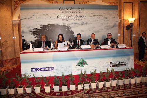 Cedar of Lebanon: Pledge of Eternity