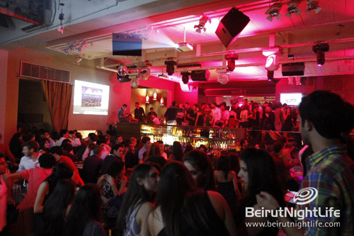 The AUB Welcome Party at Metis