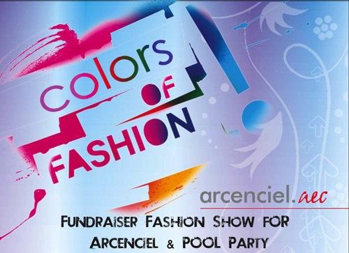 Colors of Fashion Tonight at Utopia Beach