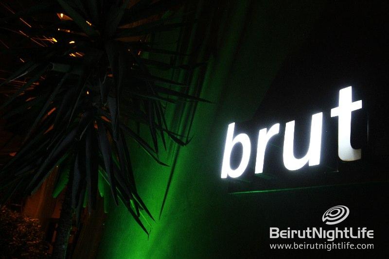 Brut Monot Opening Night