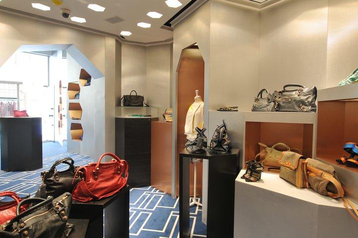 Balenciaga Opens in Beirut