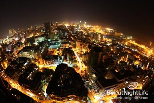 Beirut City Lights
