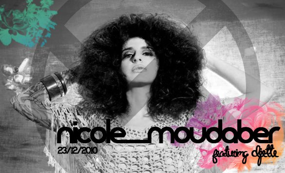 Nicole Moudaber Ft.Djette At The Basement