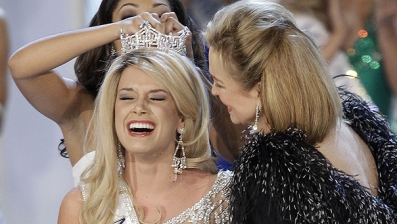 Youngest Miss America in 90 Years