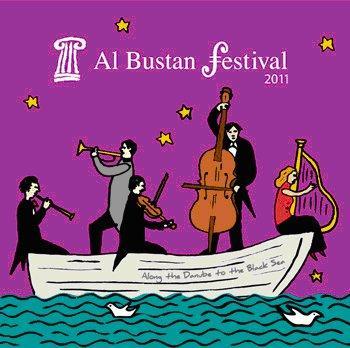TrioSence At Al Bustan Festival 2011