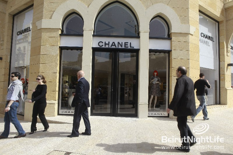 Chanel Opens Stand Alone Boutique in Downtown