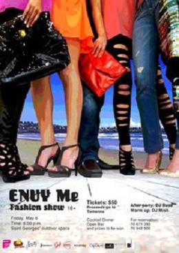 Envy Me Fashion Show At Saint Georges