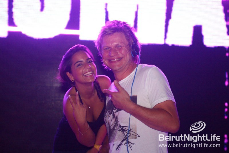 DJ Timo Maas Offered a Nice Twist to Thursday Night
