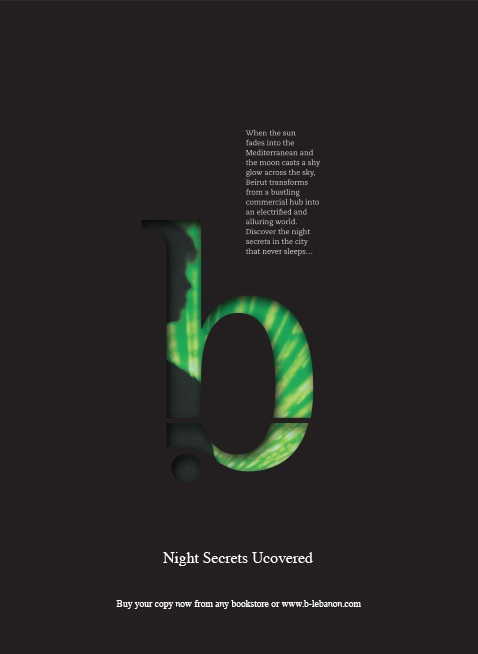 The Perfect Christmas Gift: B Lebanon – Night Secrets Uncovered – Delivered to Your Doorsteps