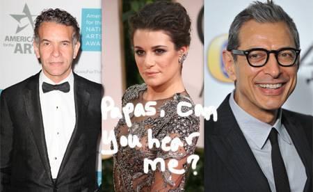 Gleeks, Meet Rachel's Two Gay Dads!