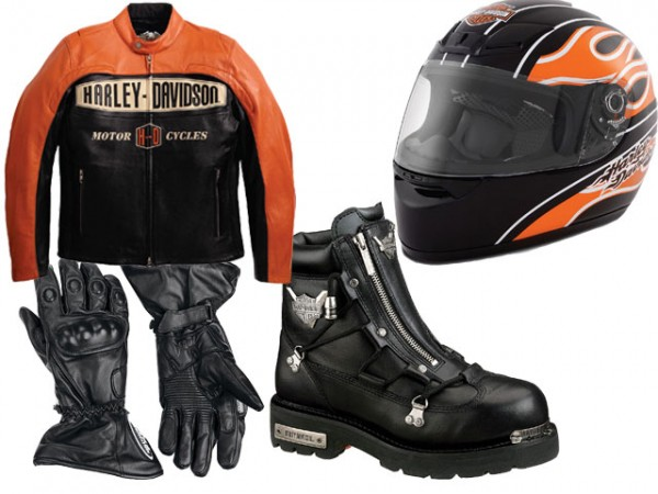 Harley Davidson MotorClothes Spring 2012 Collection