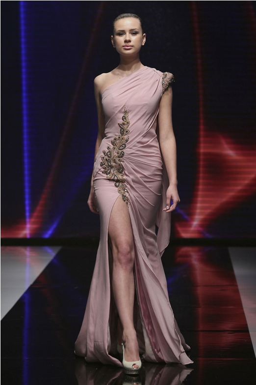 Fadi Nahleh Haute Couture Collection for Spring-Summer 2012