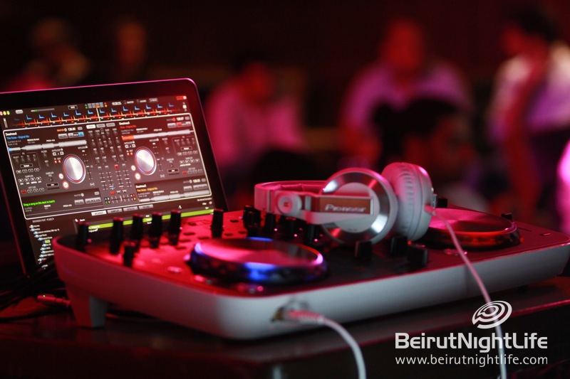 Lebanon's First Ever Pioneer Workshop for DJs