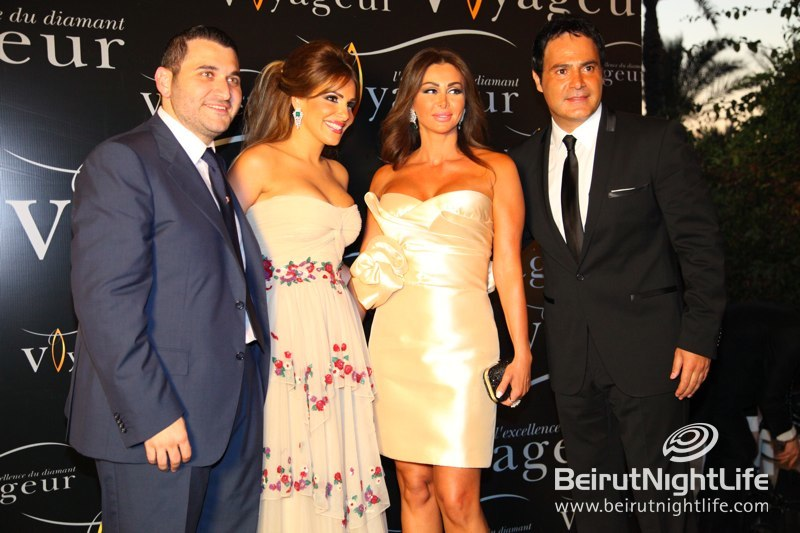 Stars Shine at Murex D'or 2012